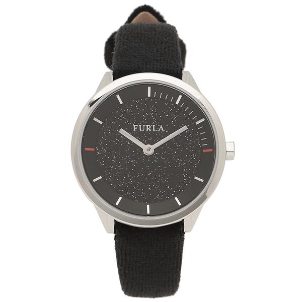 FURLA 腕時計 レディース フルラ 997511 R4251123501 W519 P81 O60 ブラック シルバー