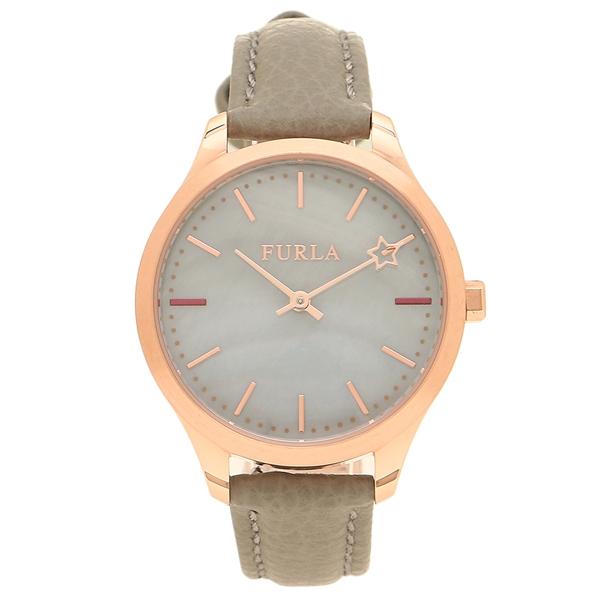 FURLA 腕時計 レディース フルラ 997861 R4251119507 W522 I43 SBB ライトベージュ ローズゴールド