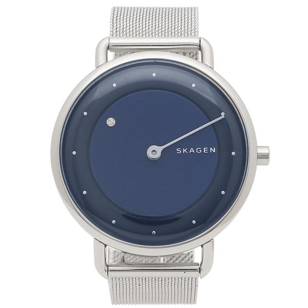 SKAGEN 腕時計 レディース スカーゲン SKW2738 シルバー ブルー