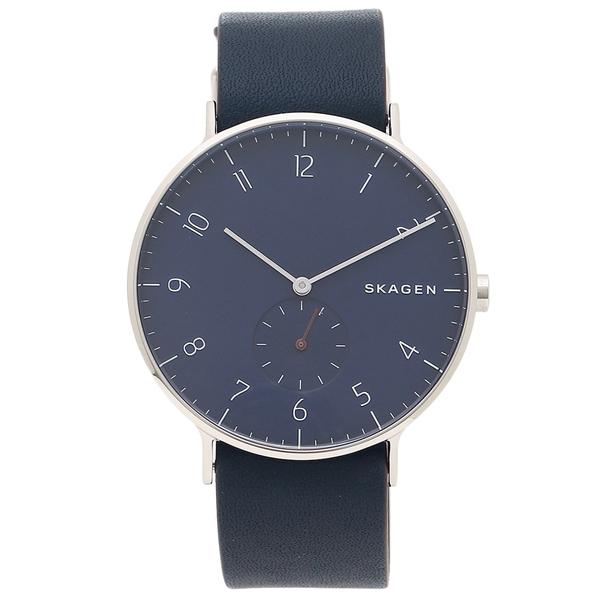 SKAGEN 腕時計 メンズ スカーゲン SKW6478 ブルー シルバー