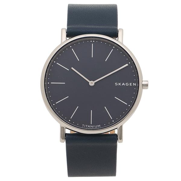 SKAGEN 腕時計 メンズ スカーゲン SKW6481 ブルー