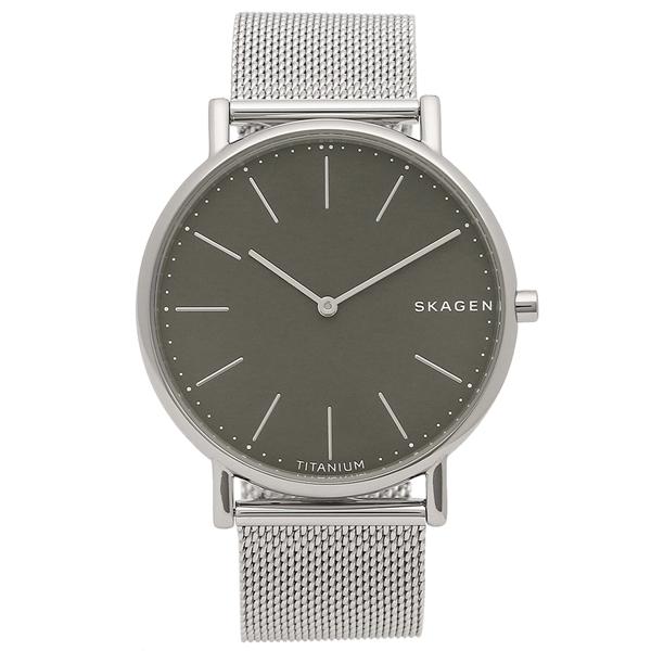 SKAGEN 腕時計 メンズ スカーゲン SKW6483 シルバー