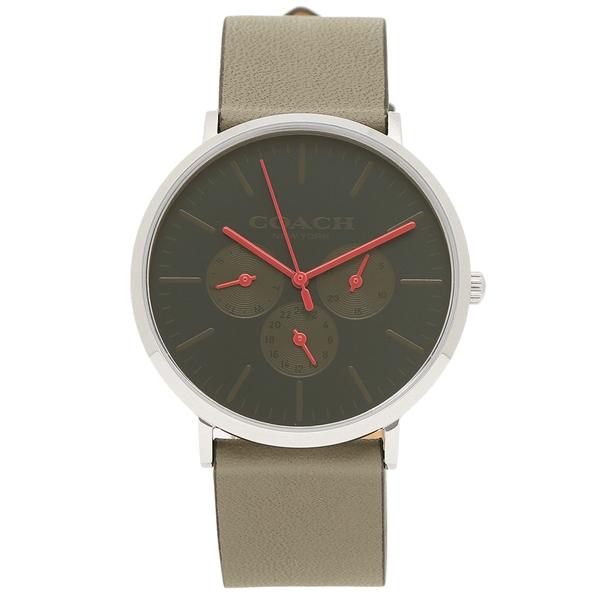 COACH 腕時計 メンズ コーチ 14602390 グレー