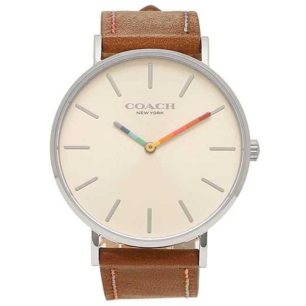 COACH 腕時計 レディース コーチ 14503032 ブラウン ホワイト