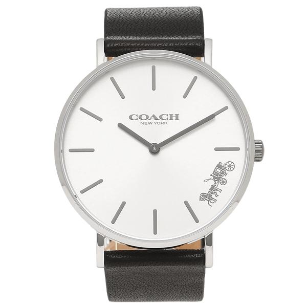 COACH 腕時計 レディース コーチ 14503115 シルバー ブラック