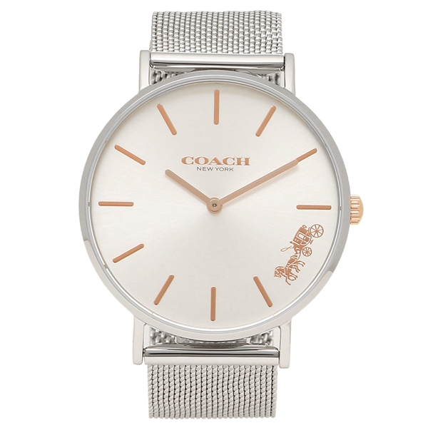 COACH 腕時計 レディース コーチ 14503124 シルバー
