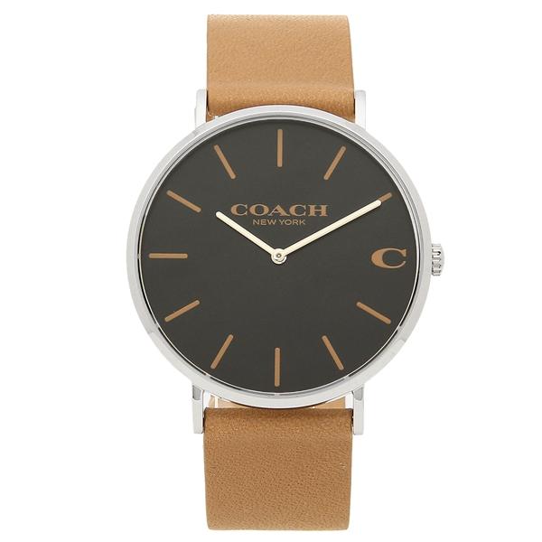 COACH 腕時計 メンズ コーチ 14602155 ブラウン ブラック