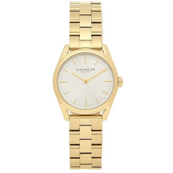 COACH 腕時計 レディース コーチ 14503208 イエローゴールド