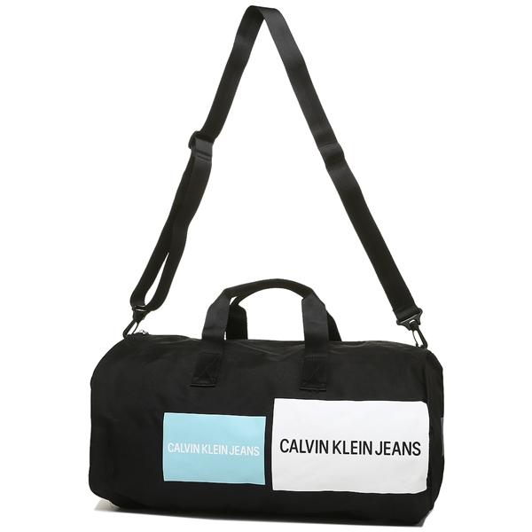 63586ec943a8 ショッピング · ボストンバッグ · CALVIN ブラックマルチ 400 46301668 カルバンクライン レディース メンズ アウトレット  ボストンバッグ KLEIN