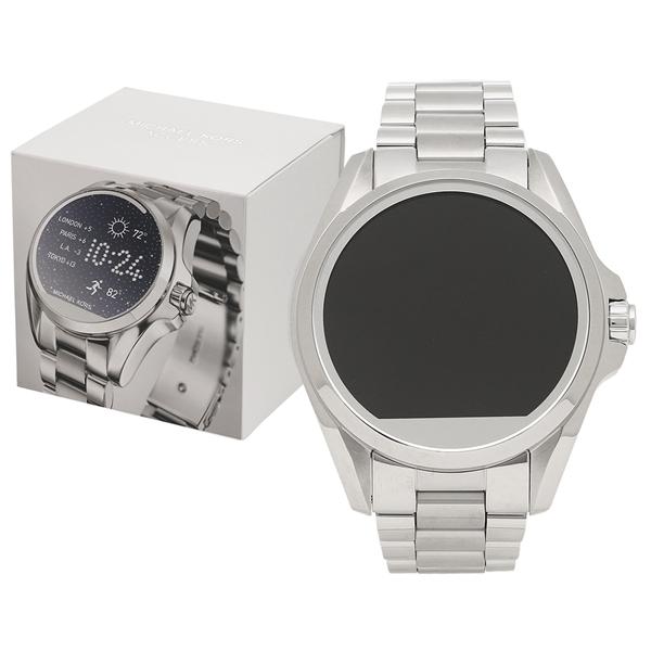 MICHAEL KORS 腕時計 レディース スマートウォッチ アウトレット マイケルコース MKT5012 シルバー ブルー