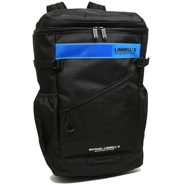 MICHAEL LINNELL メンズ リュック マイケルリンネル ML020 BLU ブラック ブルー