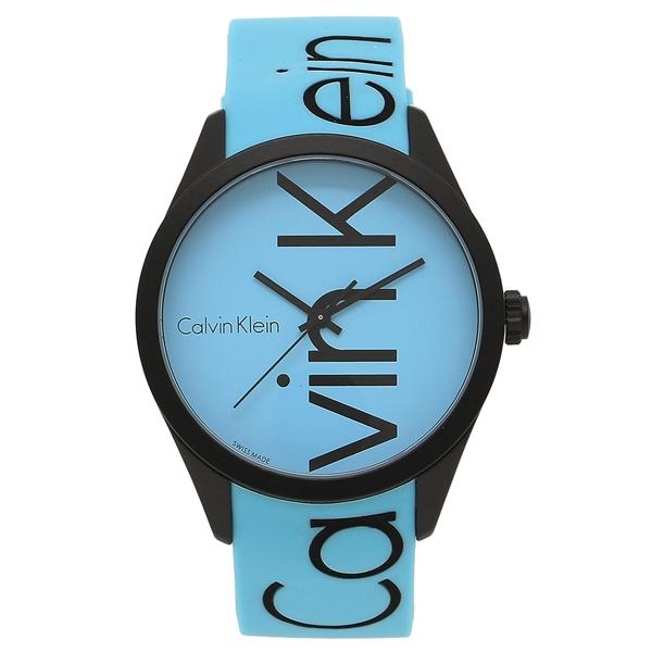 CALVIN KLEIN 腕時計 メンズ/レディース カルバンクライン K5E51T.VN ブルー