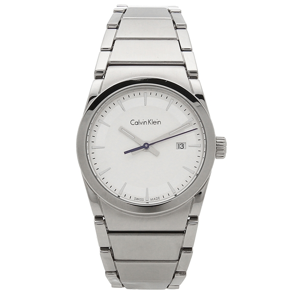 CALVIN KLEIN 腕時計 レディース カルバンクライン K6K331.46 シルバー