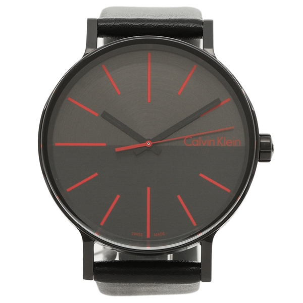CALVIN KLEIN 腕時計 メンズ カルバンクライン K7Y214.CY ブラック
