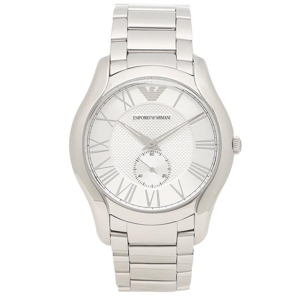 EMPORIO ARMANI 腕時計 メンズ エンポリオアルマーニ AR11084 シルバー