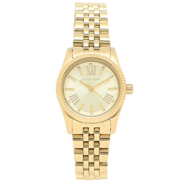 MICHAEL KORS 腕時計 レディース マイケルコース MK3874 イエローゴールド