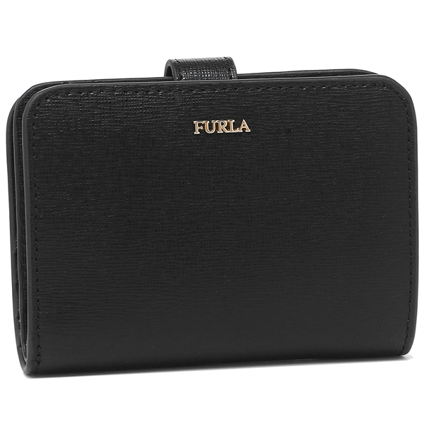 FURLA 折財布 レディース フルラ 1000421 PBF8 B30 O60 ブラック