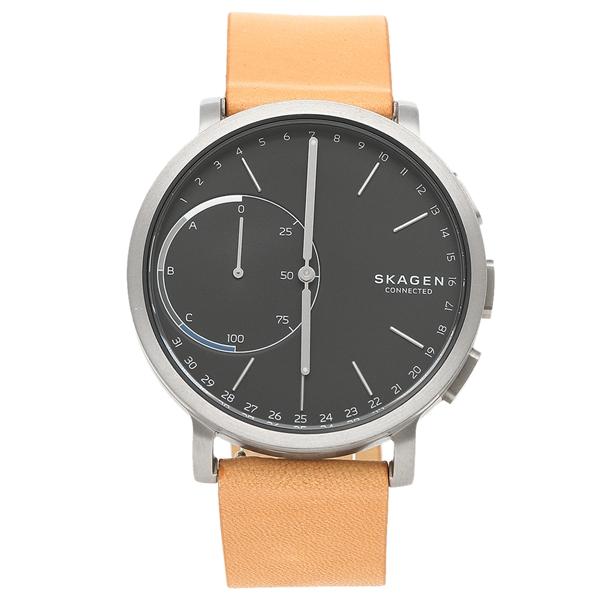 SKAGEN 腕時計 メンズ スカーゲン SKT1104 ブラウン ブラック