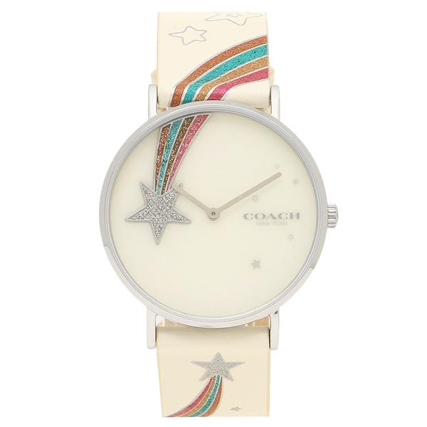 COACH 腕時計 レディース コーチ 14503040 ホワイト マルチカラー