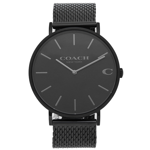 COACH 腕時計 メンズ コーチ 14602148 ブラック