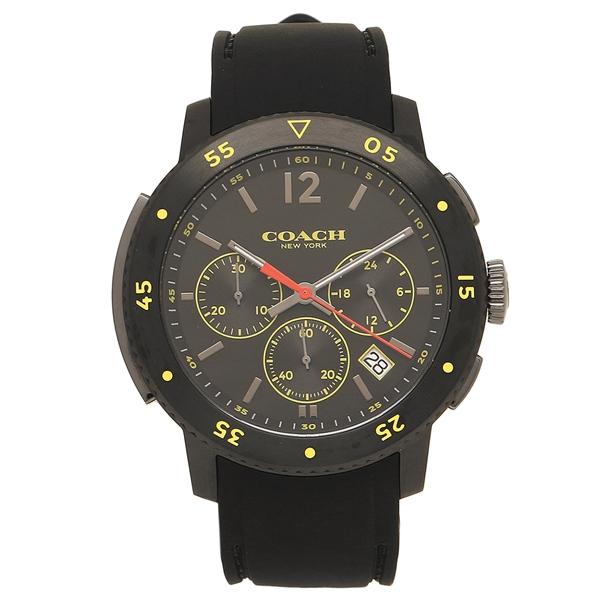 COACH 腕時計 メンズ コーチ 14602031 イエロー ブラック