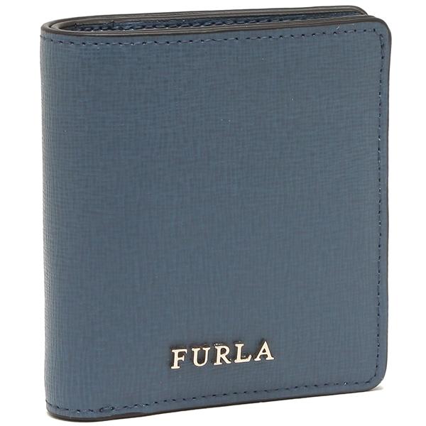 FURLA 折財布 レディース フルラ 1006849 PR74 B30 W3E ブルー