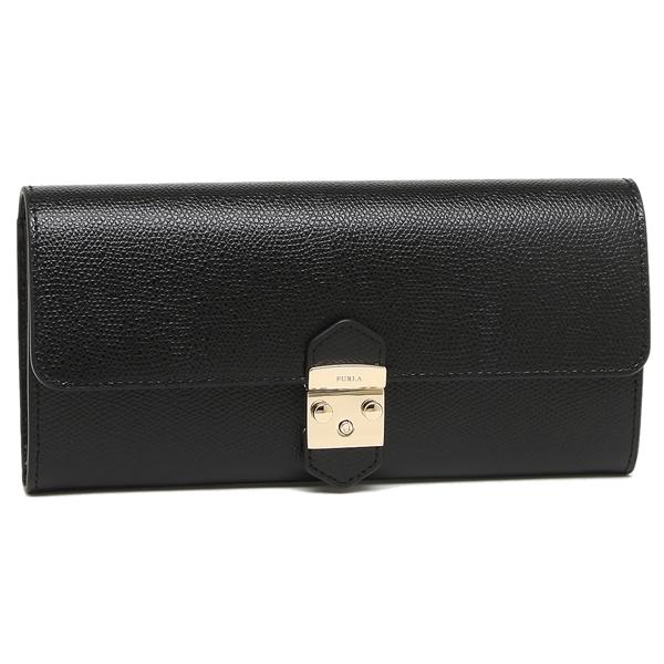 FURLA 長財布 レディース フルラ 978737 PU37 ARE O60 ブラック