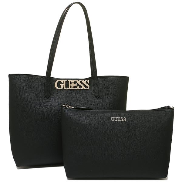 GUESS トートバッグ レディース ゲス VG730123 BLA ブラック