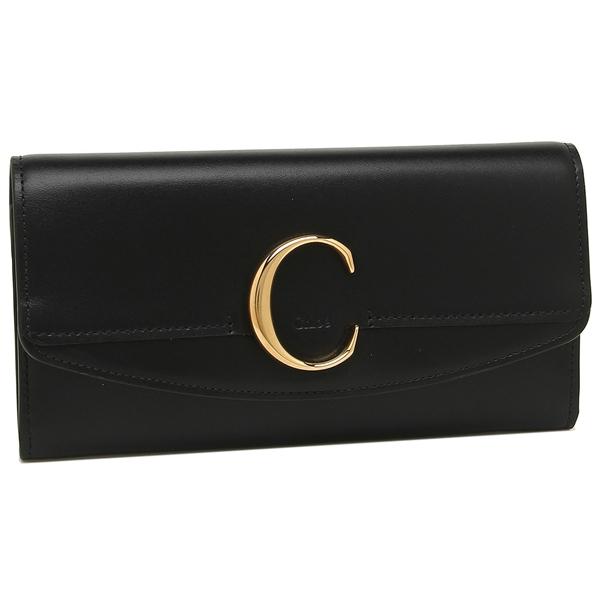 CHLOE 長財布 レディース クロエ CHC19SP055A37 001 ブラック