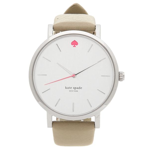 KATE SPADE 腕時計 レディース アウトレット ケイトスペード KSW1473 グレー