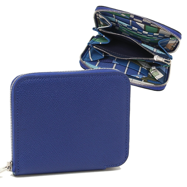 09cf97a58526 AA D ブルー HERMES 折財布 レディース エルメス アイテム別 073572CK LOEWE ロエベ 激安