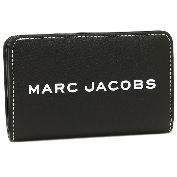 MARC JACOBS 折財布 レディース マークジェイコブス M0014869 001 ブラック