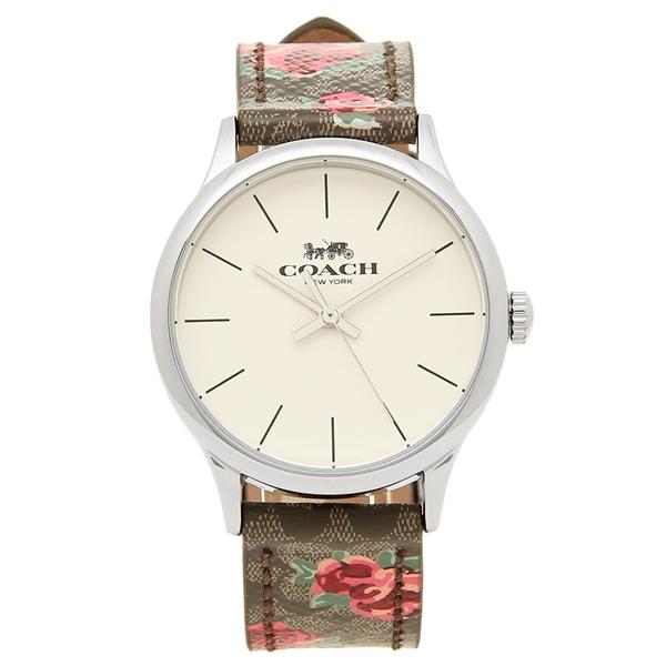 COACH 腕時計 レディース アウトレット コーチ W1546 SPK ブラウン