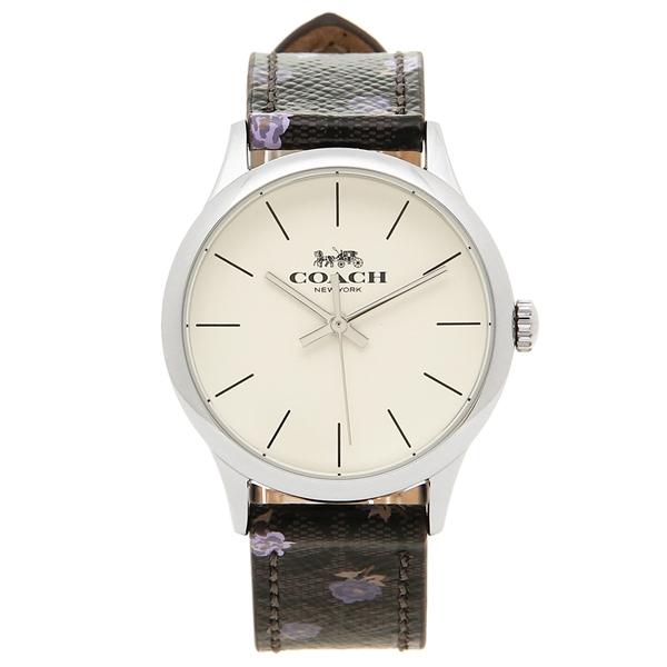 COACH 腕時計 レディース アウトレット コーチ W1546 SVOK ブラック