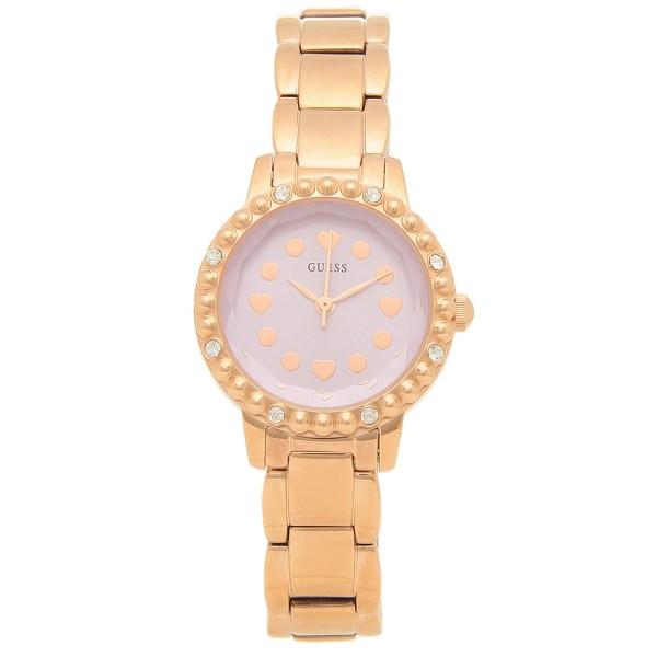 GUESS 腕時計 レディース アウトレット ゲス U0907L3 ローズゴールド
