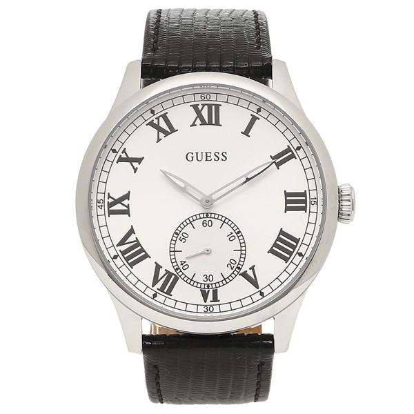 GUESS 腕時計 レディース アウトレット ゲス W1075G1 ブラック
