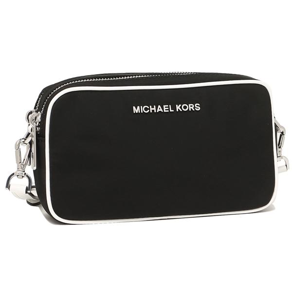 MICHAEL KORS ショルダーバッグ アウトレット レディース マイケルコース 35S9SI7M5C ブラック ホワイト