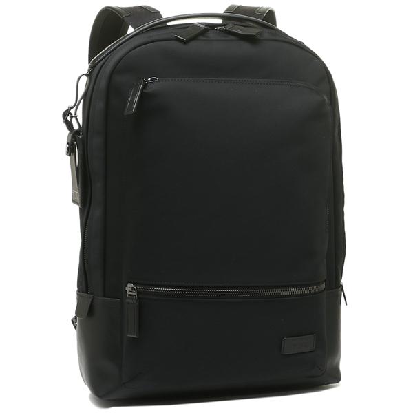 TUMI リュック ビジネスバッグ メンズ トゥミ 66011 D ブラック