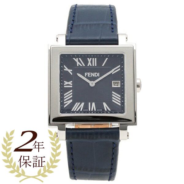 FENDI 腕時計 メンズ フェンディ F604013031 ネイビーブルー