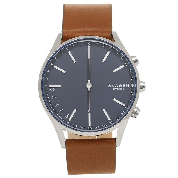 SKAGEN 腕時計 メンズ スカーゲン SKT1306 ブラウン ブルー