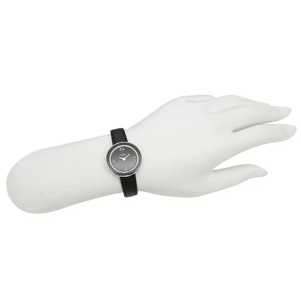 FENDI 腕時計 レディース フェンディ F352021011 ブラック7gY6yfb