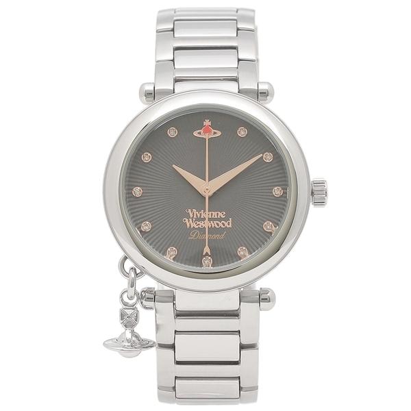 VIVIENNE WESTWOOD 腕時計 レディース ヴィヴィアンウエストウッド VV006GNSL シルバー