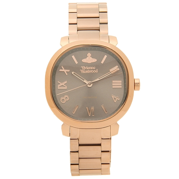 VIVIENNE WESTWOOD 腕時計 レディース ヴィヴィアンウエストウッド VV214RSRS ローズゴールド