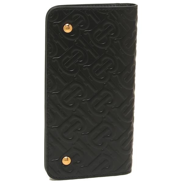 BURBERRY iphoneケース スマートフォンケース メンズ レディース バーバリー 8010269 A1189 ブラック