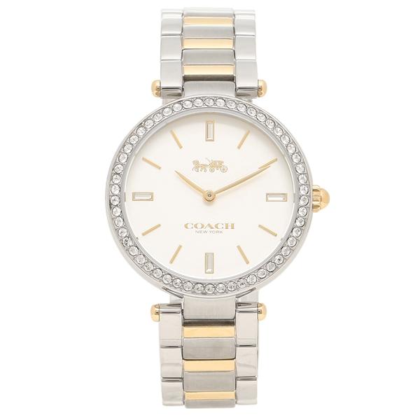 コーチ 腕時計 レディース 14503095 シルバー COACH