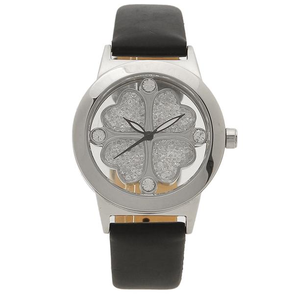 FOLLI FOLLIE 腕時計 レディース フォリフォリ WF13T003SSZ-BK ブラック シルバー