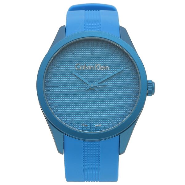 CALVIN KLEIN 腕時計 メンズ カルバンクライン K5E517.VN ブルー