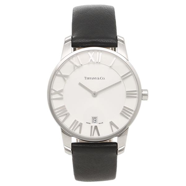 TIFFANY&Co. 腕時計 メンズ ティファニー 34875901 ブラック シルバー