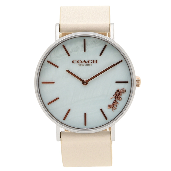 COACH 腕時計 レディース コーチ 14503270 シルバー ホワイト