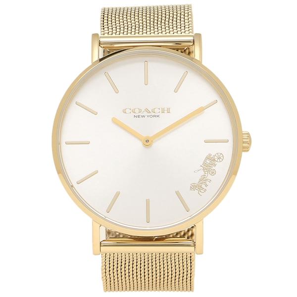 COACH 腕時計 レディース コーチ 14503125 ゴールド